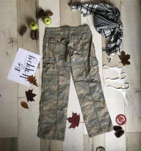 Штаны женские брюки камуфляж