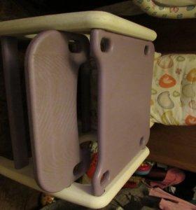 стульчик-трансформер Happy Baby