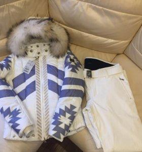 Новый горнолыжный костюм Богнер Bogner