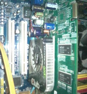 Club GeForce 6600 gt 256 mb