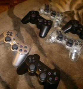 Геймпады (джостики на PS3) новые