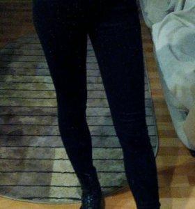 утепленные джинсы zara