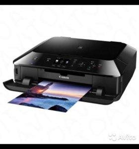 Принтер/сканер/копир Canon Pixma MG5440