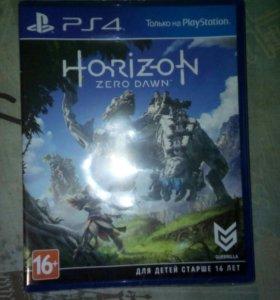 Horizon zero dawn новый!!!