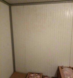 Холодильная камера минусовая с агрегатом.