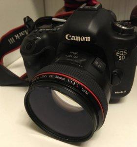 Canon 5d mark 3 body