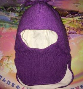 Шапка-шлем Kerry 48-50
