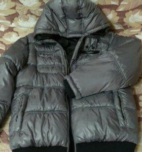 Куртка зима xs, 16лет