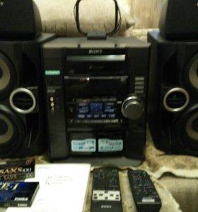 Музыкальный центр Sony MHC-RG60