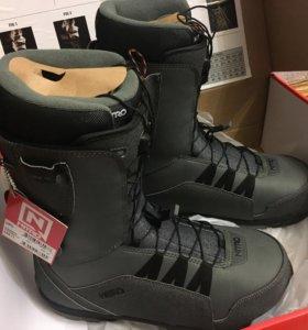Ботинки для сноуборда Nitro Thunder TLS