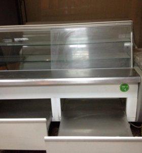 холодильная витрина среднетемпературная кондитерка