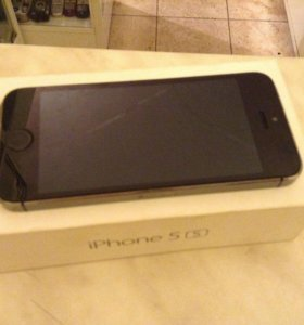 Айфон а1533 ( 5s 32 gb ) нерабочий. Торг обмен