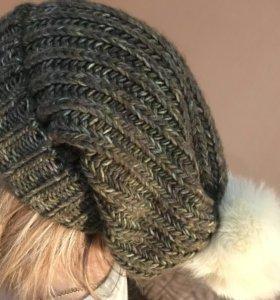 Зимняя шапка из Marmalato