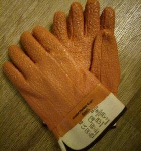 Перчатки-краги ansell winter monkey grip