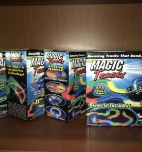 Magic Tracks 220/360 деталей. Беспл. доставка