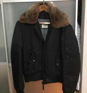Куртка бомбер Gas