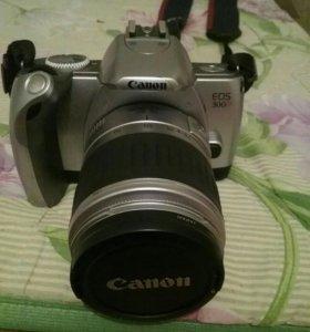 Пленочный зеркальный фотоаппарат