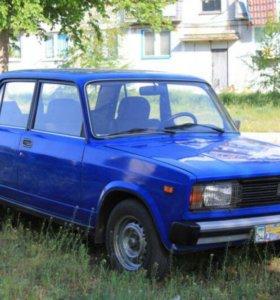 Автомобиль Ваз 2105 1998 год карбюратор без торга