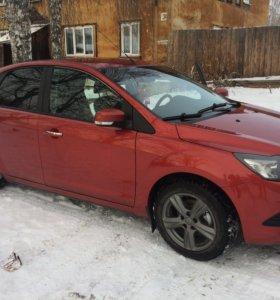 Продам форд фокус Рестайл, ДВС 1.8 состояние хорош