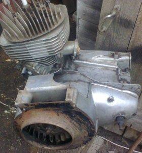 Двигатель с инвалидки
