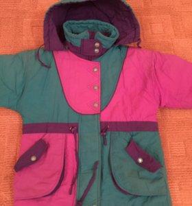 Куртка для девочки бесплатно