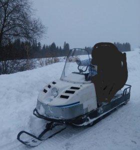 Снегоход-буран