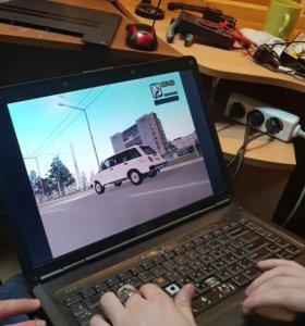 Ноутбук dell 50p