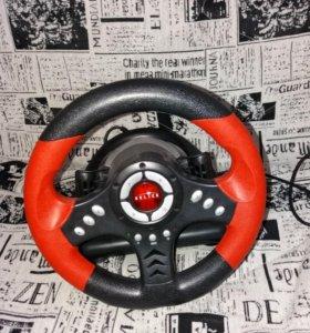Игровой Руль OKLICK W-4 Mini