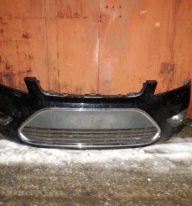 Бампер передний Форд Фокус 2 Разборка Форд запчаст