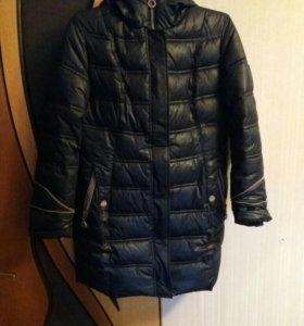 Болоневое пальто