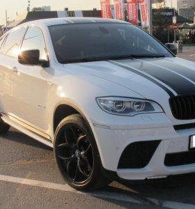 BMW X6 2011г бензин 407 л.с.