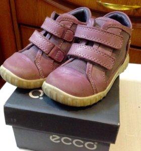 Ботинки Экко для девочки 22 размер