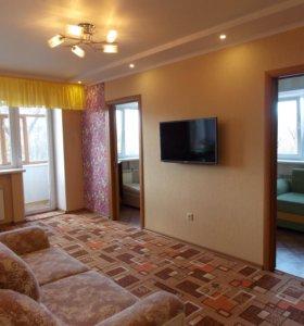 Квартира, 3 комнаты, 41.3 м²