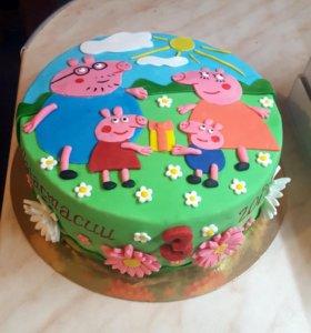 Торты и тортики на заказ