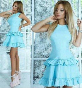 Красивые новые платья