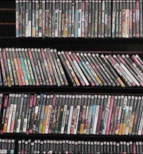 Диски для PS 1 и 2 в наличии все горячие хиты