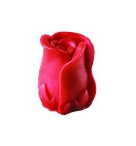 Мыло ручной работы в виде бутона розы из Болгарии