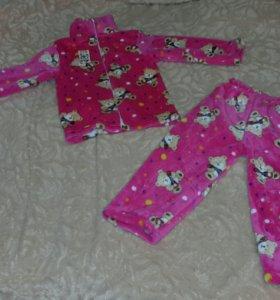 Пижама плюш