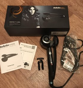 Стайлер Babyliss Pro Perfect Cur