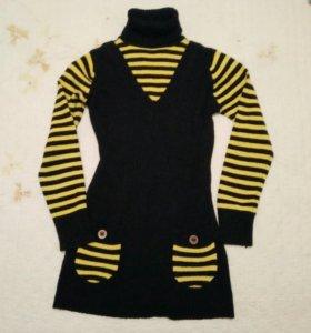 Теплый свитер s/m