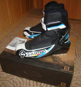 Ботинки лыжные мужские Salomon Pro Combi Pilot
