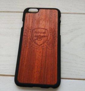 Чехол Arsenal для iPhone 6/6s
