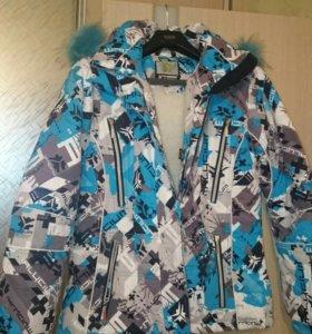 Куртка зимняя р.54