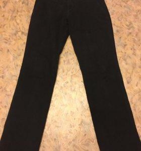 Брюки джинсовые 44 раз