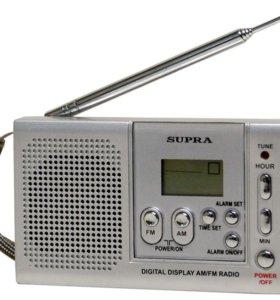 Радиоприемник Supra ST-115 новый гарантия