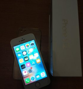 iPhone 5s 16gd gold