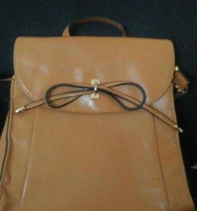 Рюкзак сумка новый