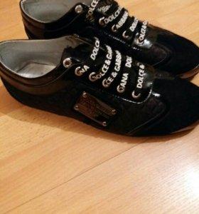 Dolce & gabbana кроссовки
