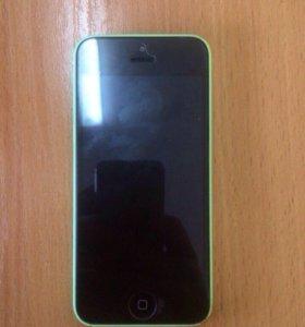Телефон iPhone 5c