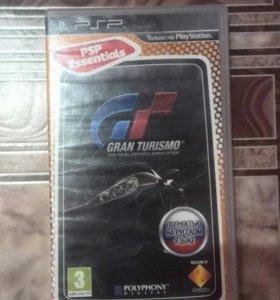 Диски для игровой приставки PSP